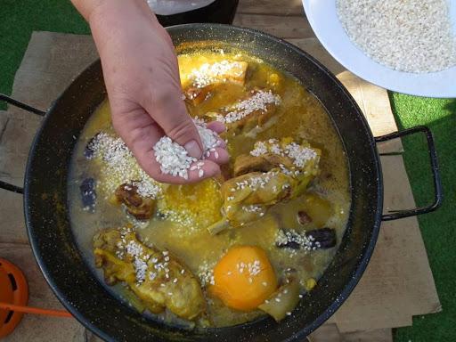 arros amb fesols i naps 15 www.originalpaella.com
