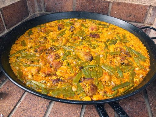 paella valenciana www.originalpaella.com